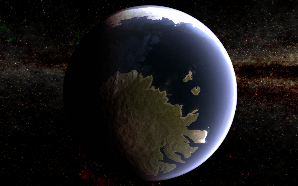 Terran Planet   Predestination – an indie space 4X game