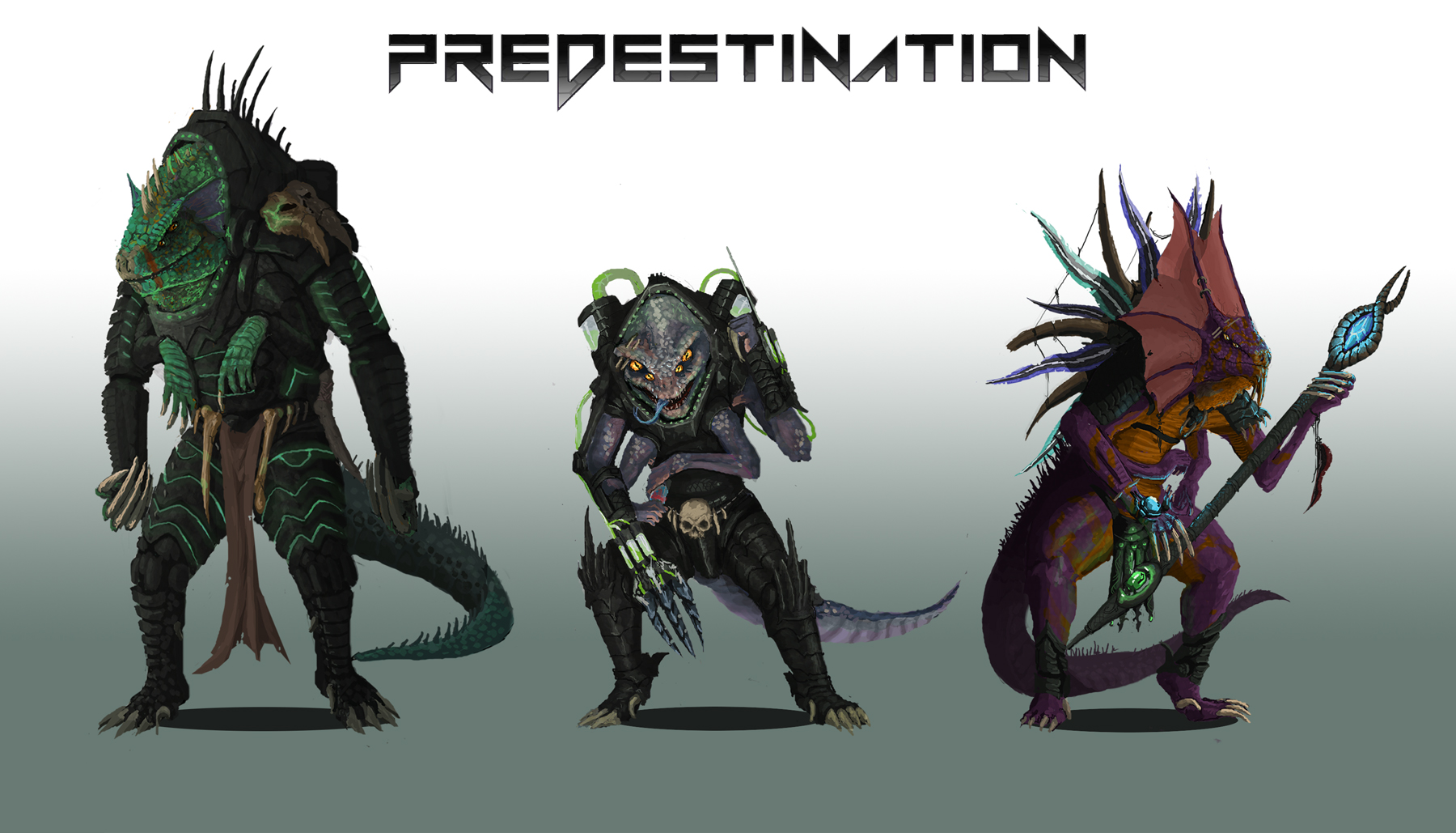 Finalised Reptilians