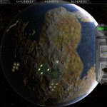 Newly colonised Terran planet
