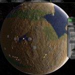Environment map on the desert planet