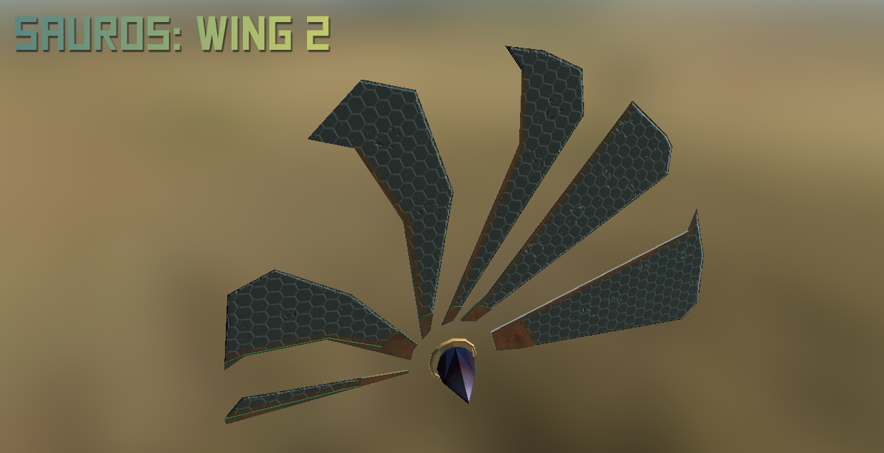 sauros wing 2