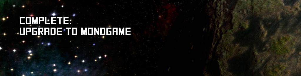 Dev Update: Upgrade to MonoGame, Score Screen, Diplomacy